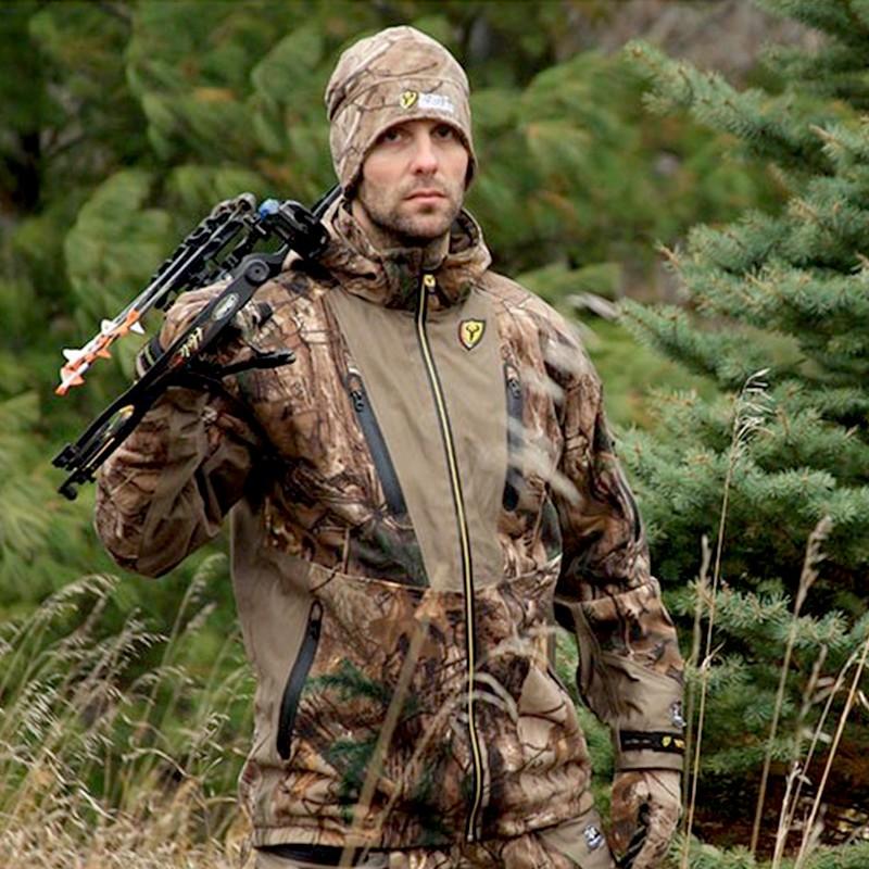 38f127a54a0fb Apex Hunting Jacket · Scentblocker - Apex Jacket Scentblocker - Waterproof  Camo Jacket ...
