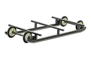 SnowDog Sliders Suspension