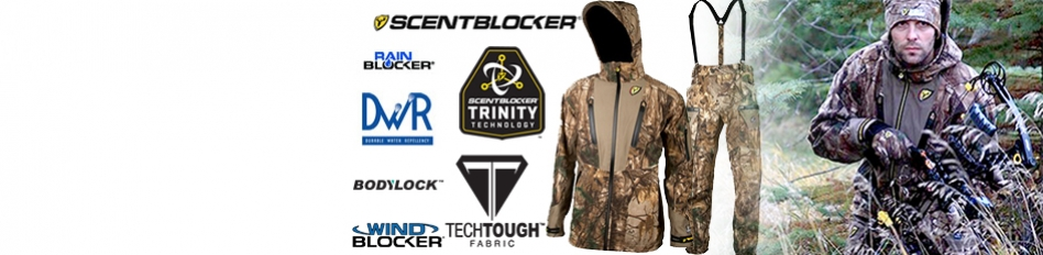 ScentBlocker Apex Hunting Clothing