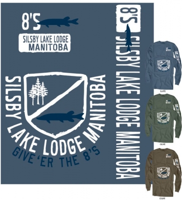 Silsby Long Sleeve Ts