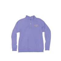 Ladies 1/4 Zip Fleece - Peri