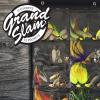 Grand Slam - Crank Canvas Bait Organizer