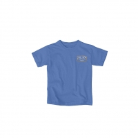 Youth Tshirt - Tahiti Blue