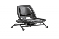 Foldable Rotating Sled Seat
