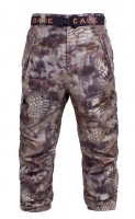Gage Camo Packable Rainwear Pant