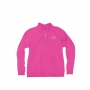 Ladies 1/4 Zip Fleece - Confetti